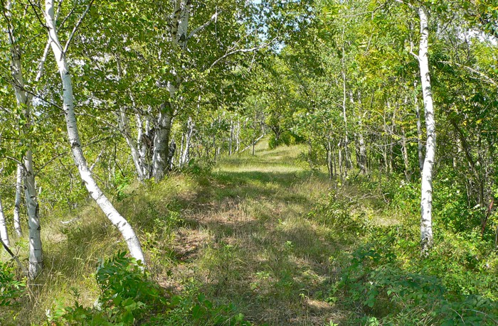 8-27-05 path to point