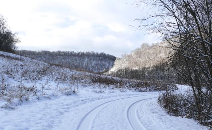 center valley snow