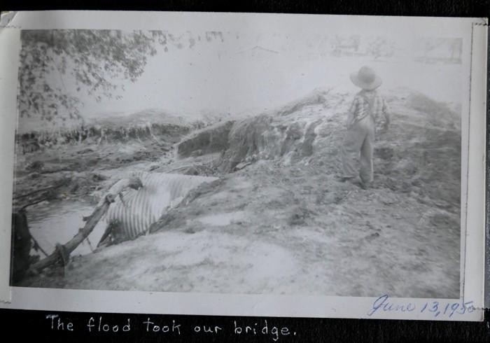 Flood 6-13-1950