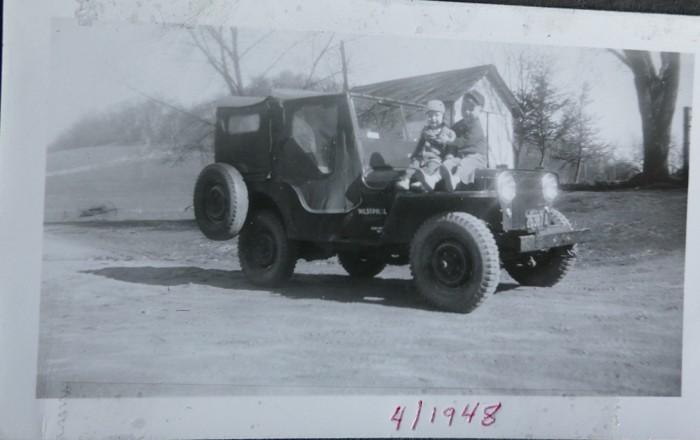 Jeep 4-1948