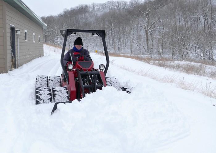 mike plowing 3-24-16 1